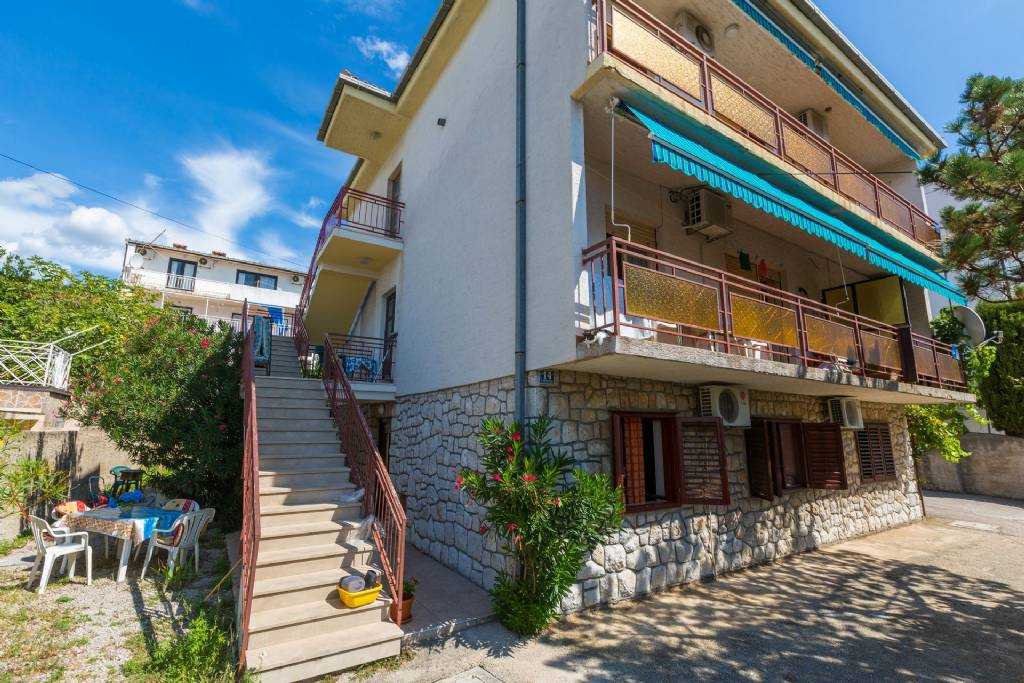 Apartmani Ana - private parking:, Crikvenica - Rivijera Crikvenica