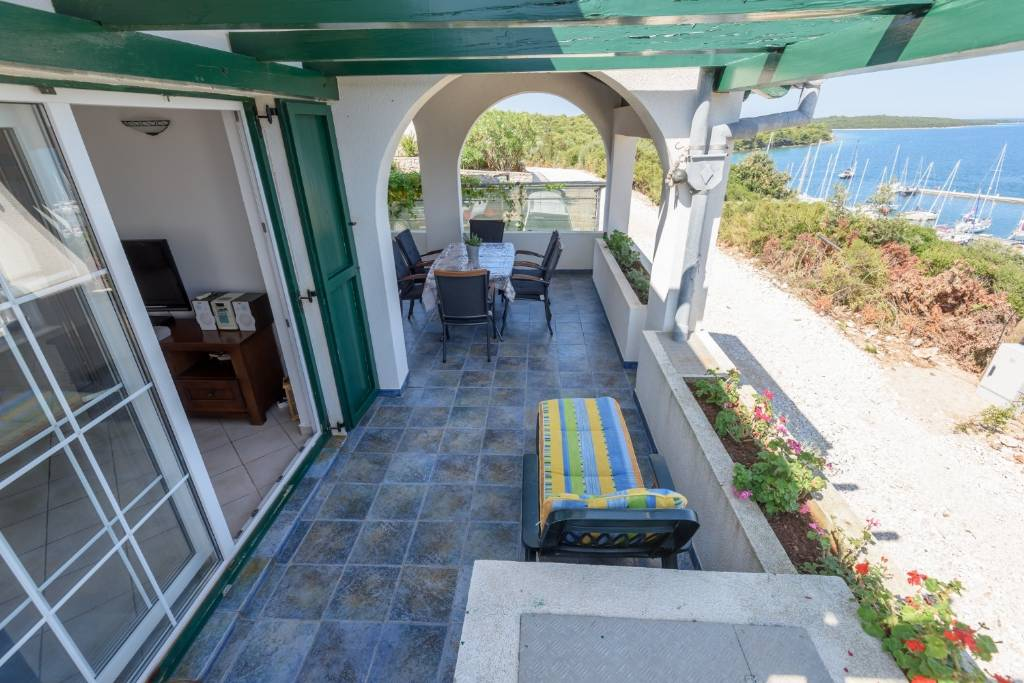 Apartmani Holiday Home near lighthouse, Veli Rat - Dugi otok