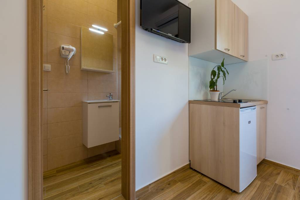 Crikvenica - Beach Center Apartments - Apartman Studio 2